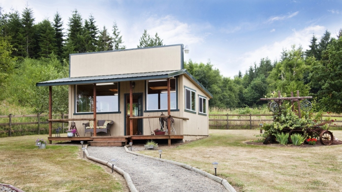 Why the tiny house movement makes