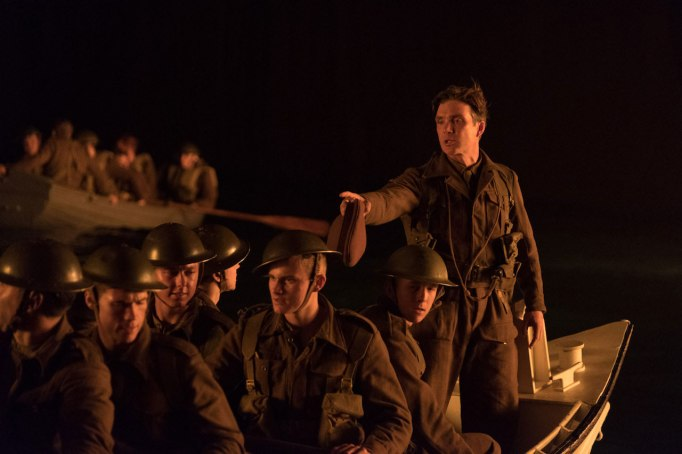 'Dunkirk' the Movie: What's Based on Truth & What's Made Up: Swimming the English Channel