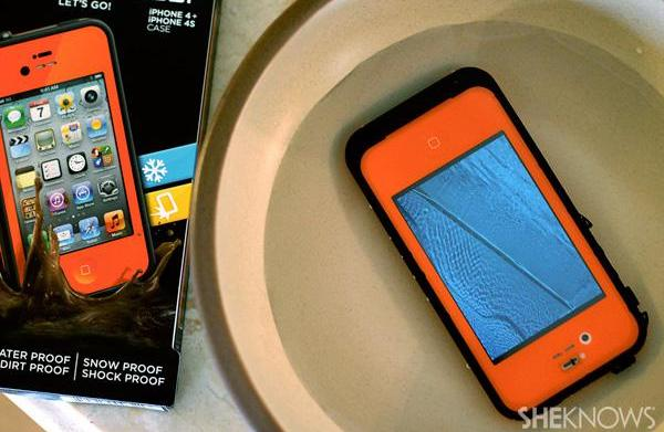 Product review: LifeProof iPhone case