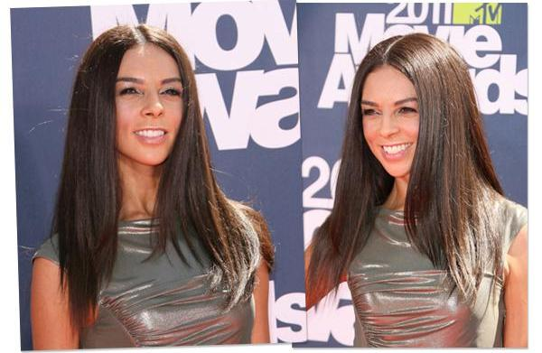 Terri Seymour's 2011 MTV Movie Awards
