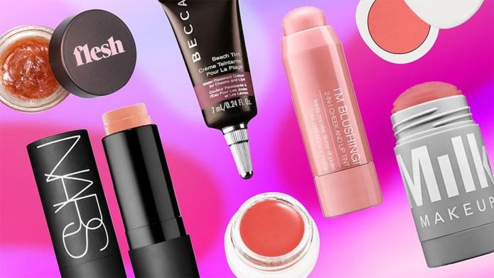 The Buzziest Lip & Cheek Tints