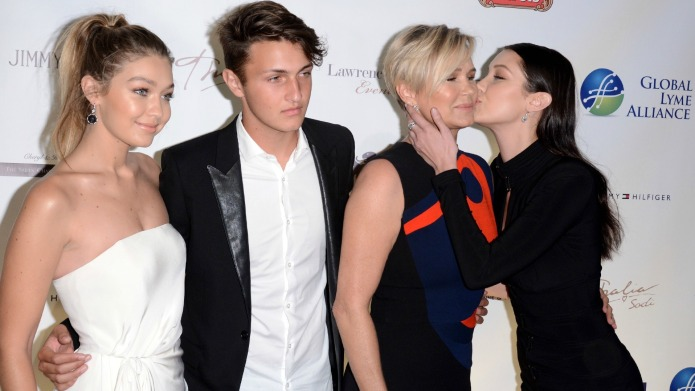 Yolanda Hadid is leaving RHOBH and