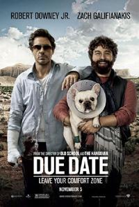 Due Date: Robert Downey Jr.'s Wild