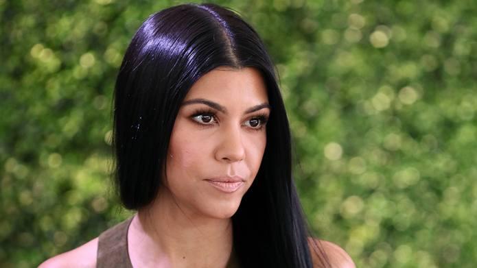 Kourtney Kardashian's Replacement for Shampoo Is