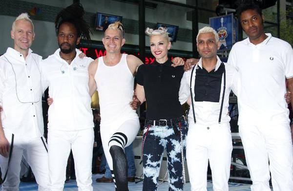 No Doubt's got a new single: