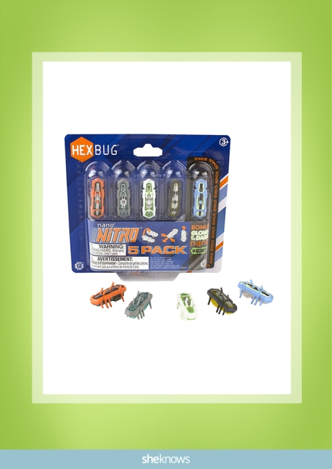 Hexbug Nano Nitro 5-Pack product photo