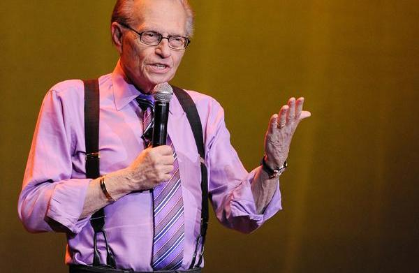 Larry King to make a comeback
