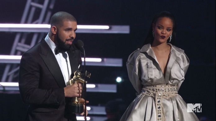 Brace Yourself Because Drake and Rihanna