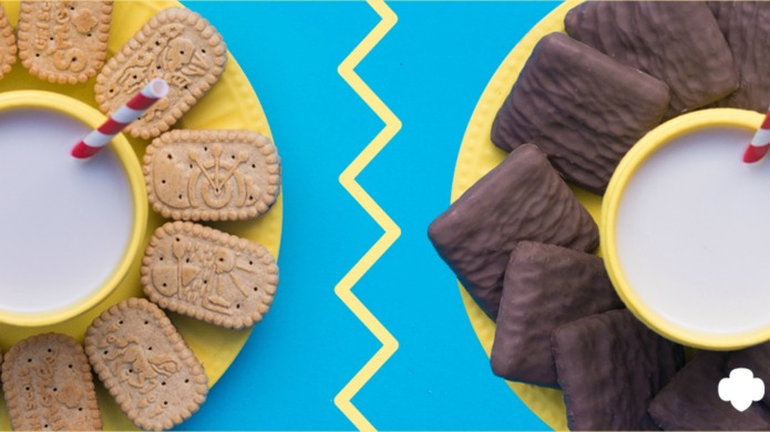 The new Girl Scout Cookies arrive