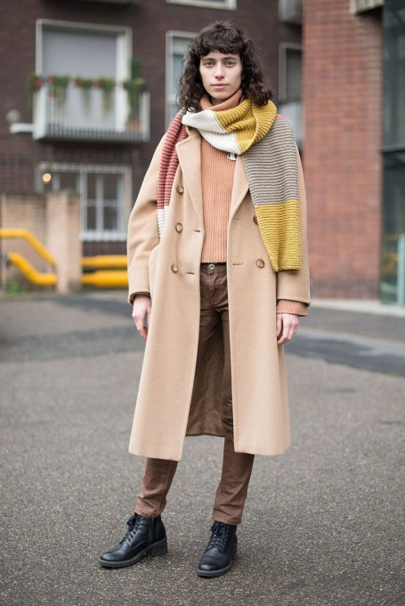 Blanket Scarves to Keep You Cozy This Fall and Winter: The Nude Game   Fall and Winter Fashion 2017