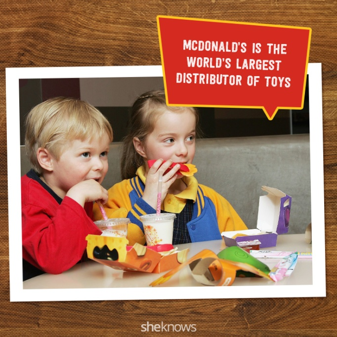 Fun Facts on McDonald's McDonald's celebrates its 75th anniversay on May 15, 2015.