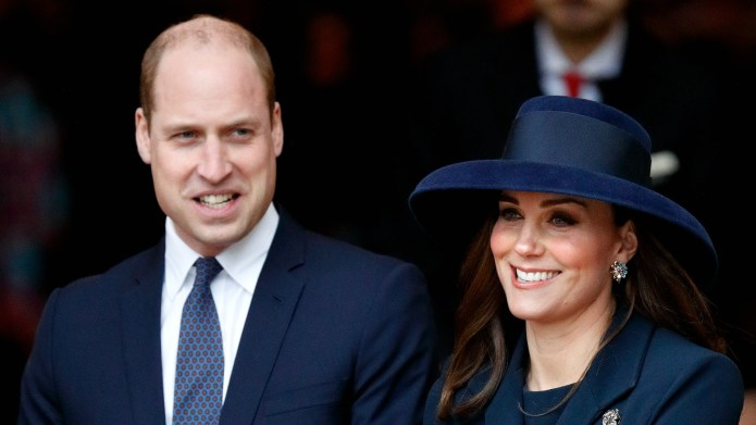 Did Prince William Just Reveal the