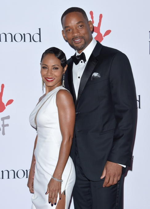 2015 Will and Jada Smith