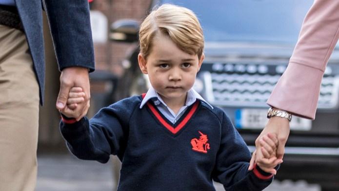 Prince George Already Has a Non-King