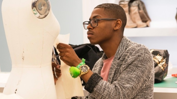 There's more to Project Runway's Cornelius