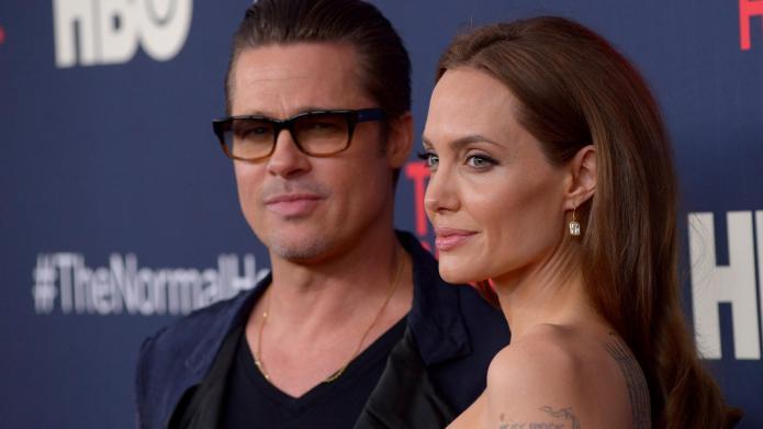 Angelina Jolie and Brad Pitt's kids