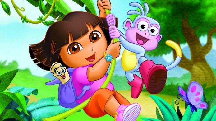 Celebrating Dora the Explorer's 15th anniversary: