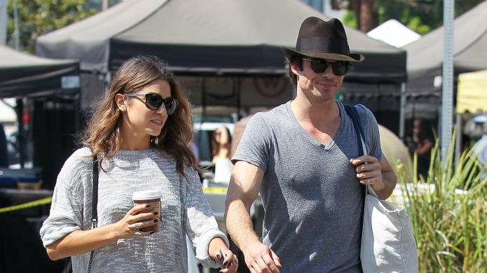 Ian Somerhalder shuts down haters over