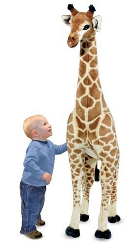 Giant Stuffed Toy Giraffe