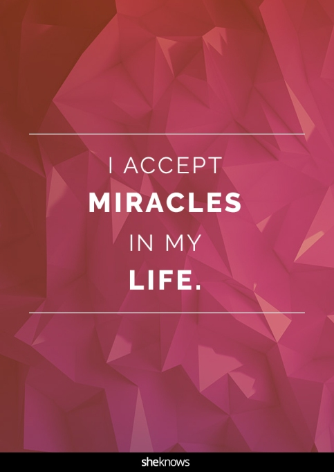 Daily affirmation quote