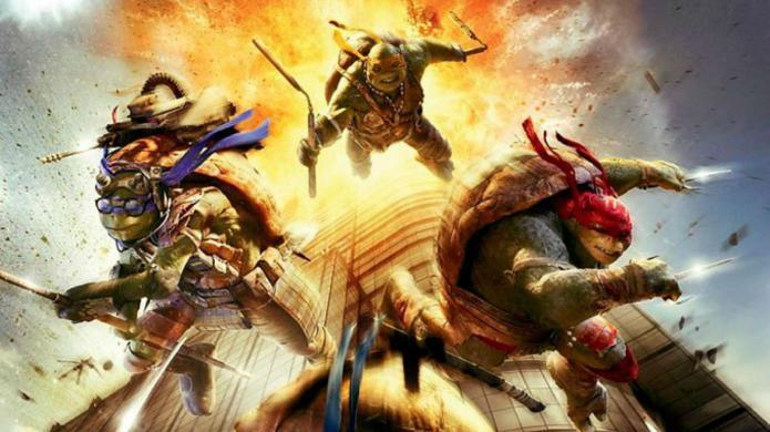 Paramount apologizes for Ninja Turtles Sept.