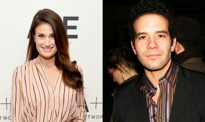 Idina Menzel Had a Magical Wedding