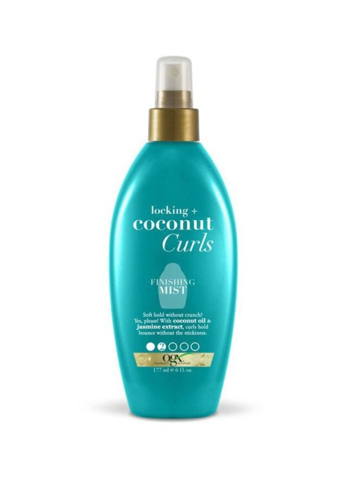 Drugstore Beauty Products Under $30 | Locking + Coconut Curls Finishing Mist