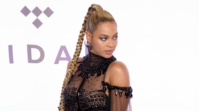 Leave it to Beyoncé to break