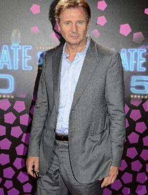 Is Liam Neeson getting too much