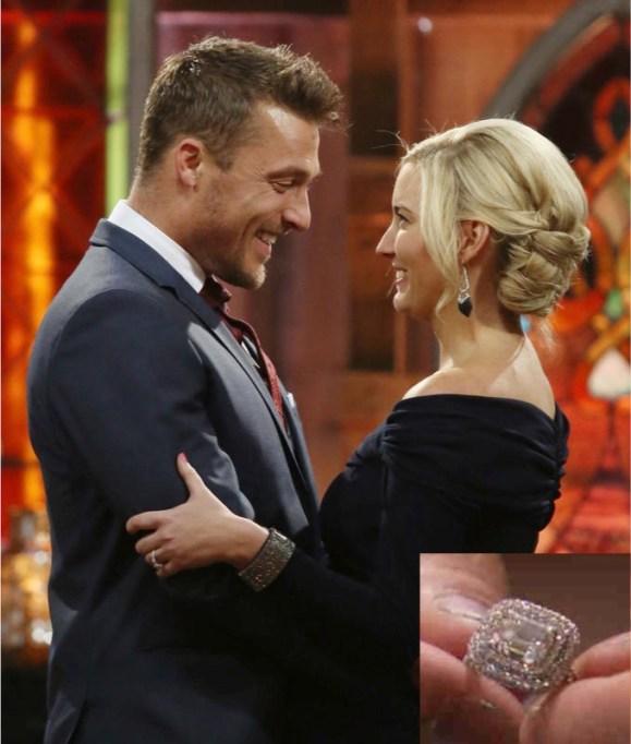 The Bachelor's Chris and Whitney