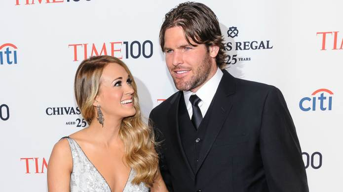 Carrie Underwood Publicly Reacts to Husband's