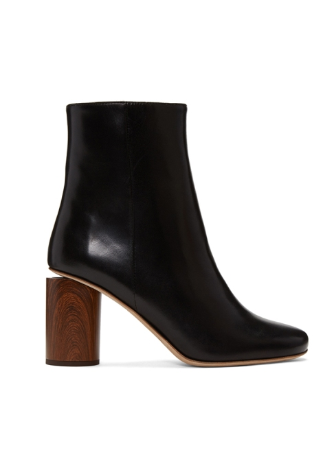 Fall Boots To Shop Before They Sell Out: Acne Studios Black Allis Boots | Fall Fashion Trends 2017
