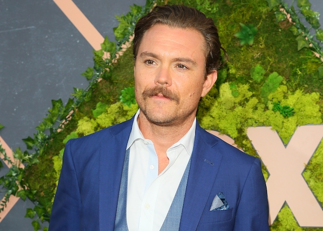 Clayne Crawford attends the FOX Fall Party on September 25, 2017 in Los Angeles, California