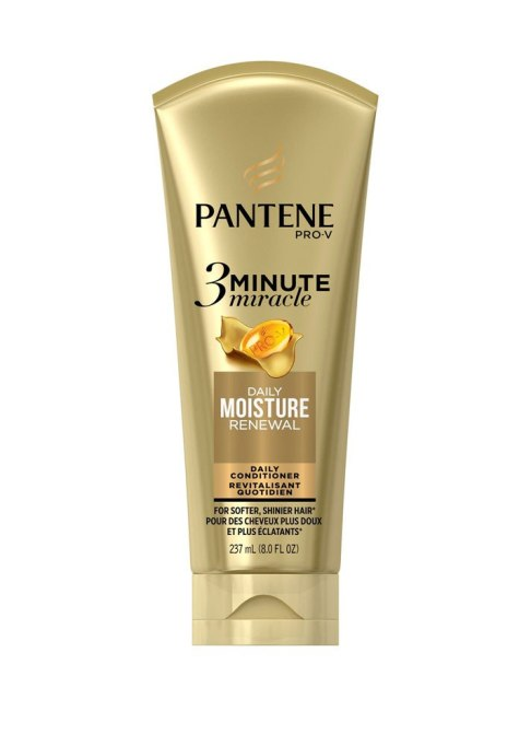 Best Under $20 Hair Masks | Pantene 3 Minute Miracle Moisture Renewal Deep Conditioner