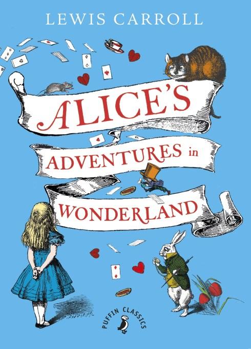 Books for girls: Alice in Wonderland