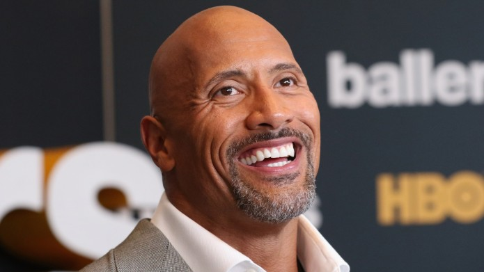Dwayne Johnson & His Girlfriend Reveal