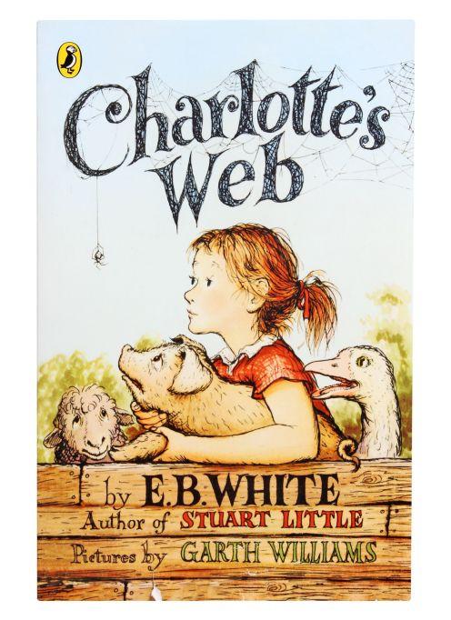 Books for girls: Charlotte's Web