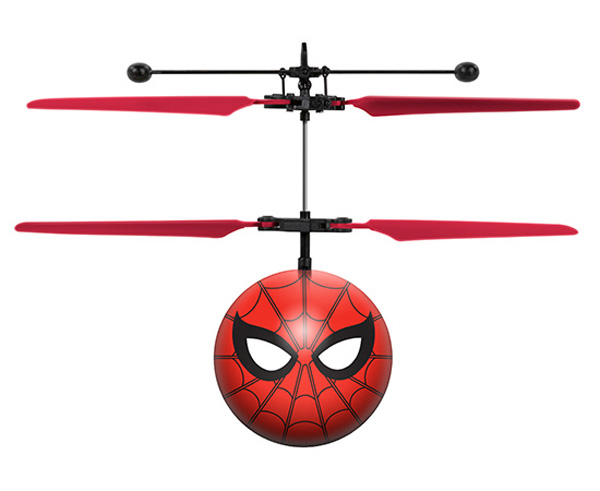 Weird Toys You Didn't Know Existed | Spider-Man UFO Heli Ball | Gift Guides 2017