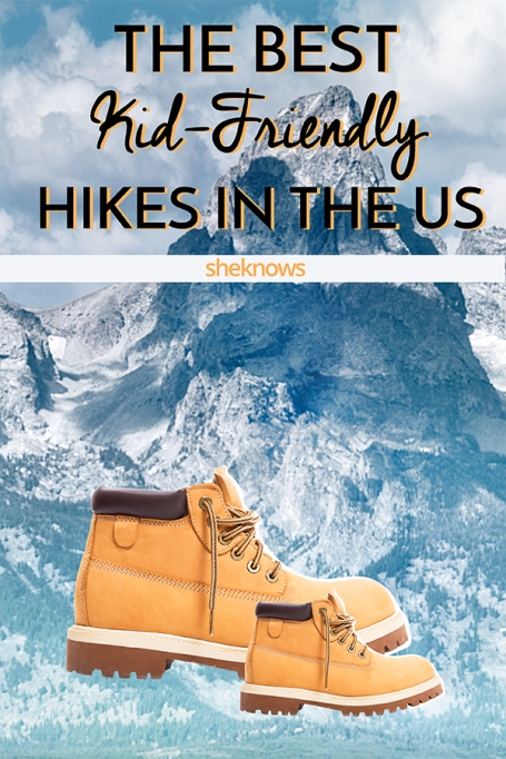 The Best Kid-Friendly Hikes in the U.S. — Where to go hiking with kids