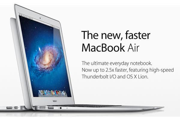 Apple launches OS X Lion, updated