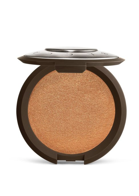 Becca Shimmering Skin Perfector Pressed Highlighter Chocolate Geode
