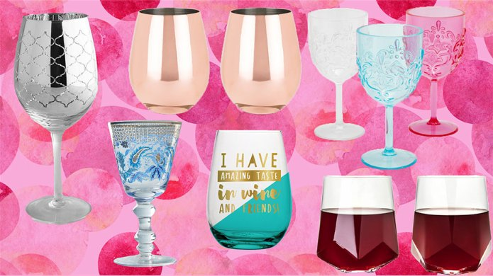 13 Cute, Affordable Wine Glasses You