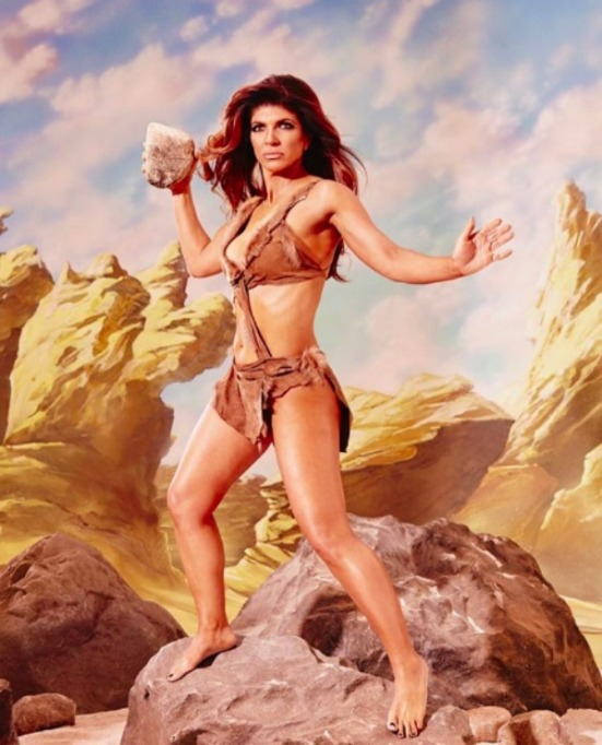 Teresa Giudice Us Weekly photo shoot
