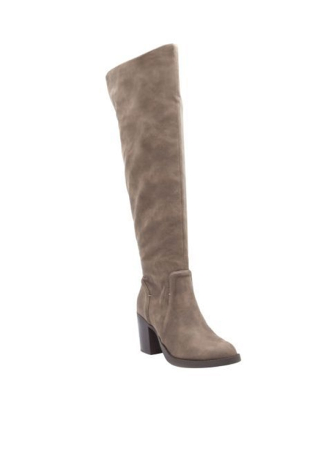 Best Pairs of Over-the-Knee Boots: Sugar Nectarine Over The Knee Boot | Fall and Winter Fashion 2017