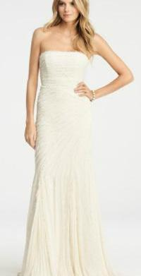 6 Affordable, glamorous wedding gowns for