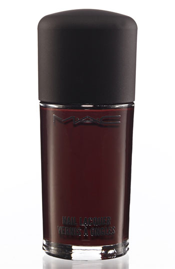 mac-burgundy-nailpolish
