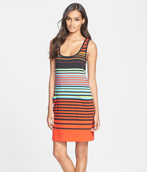 Marc Jacobs stripe tank dress