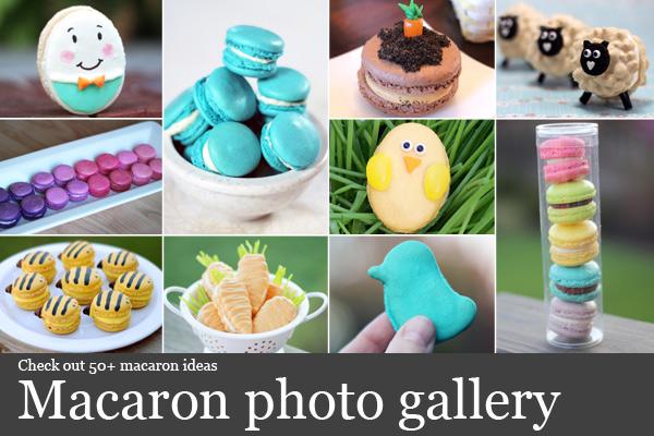Macaron photo gallery