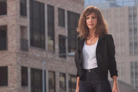 Jessica Alba in Robert Rodriguez's Machete