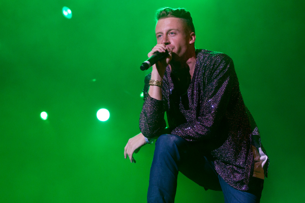Macklemore singer Ben Haggerty